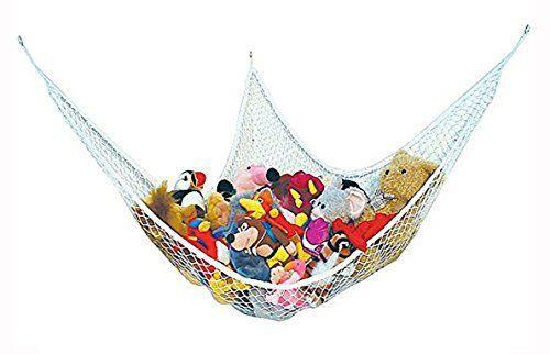 grand hamac peluche ours pour garder bebe enfant chambre filet de rangement ideale pour la chambre play peut etre utilise comme hamac d angle
