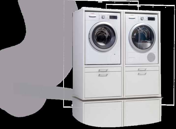 Waschturm Doppelschrank 145x134x65cm Mit Ausziehbrett Wscs1462 Ohne Waschmaschine In 2020 Hauswirtschaftsraum Ideen Waschmaschine Hauswirtschaftsraum