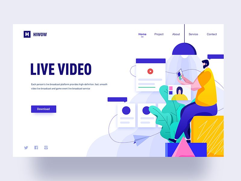Video Designer Definition