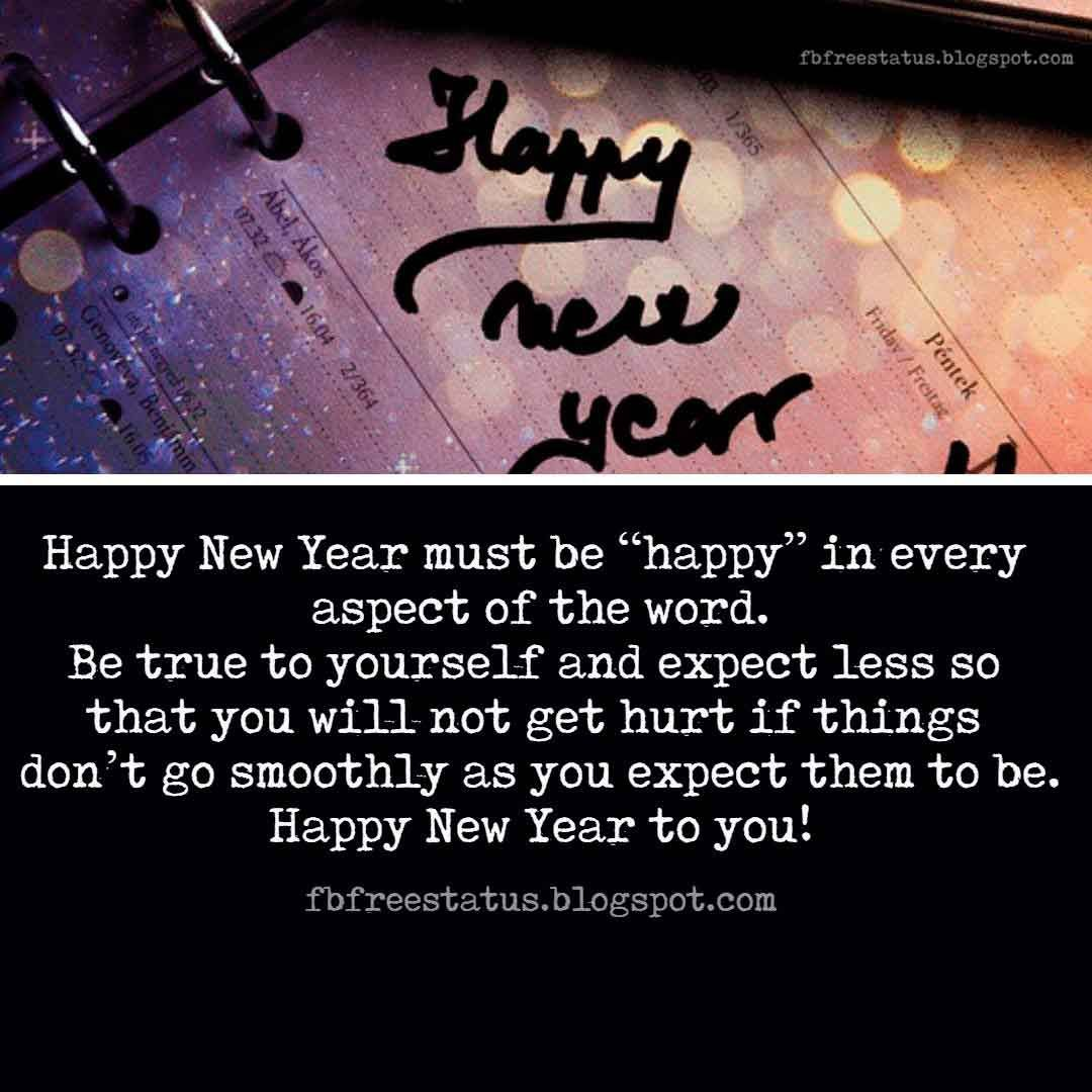 New Year Inspirational Messages, Wishes, and Inspirational