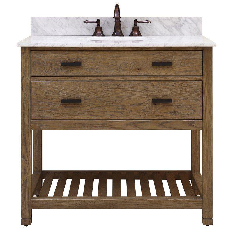 35+ 36 in wood vanity model
