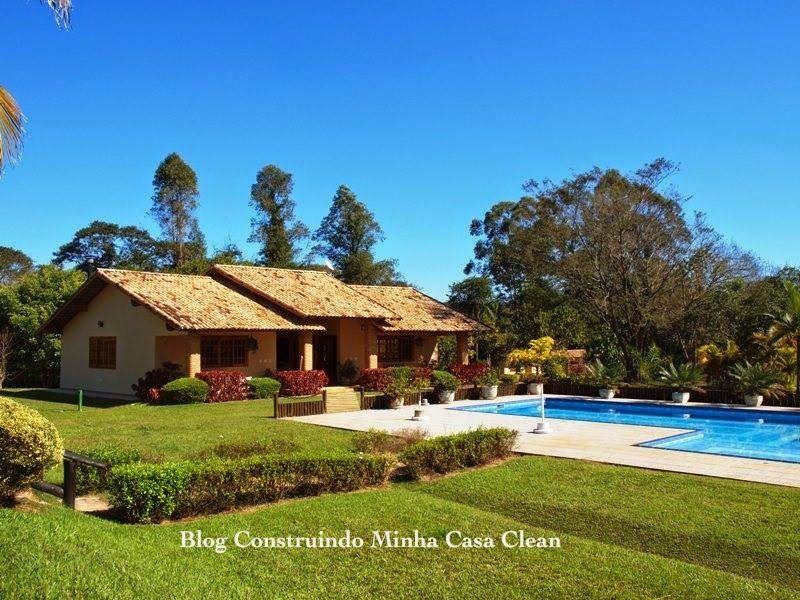 Fachadas de casas de campo maravilhosas sweet house for Fachadas de casas de campo