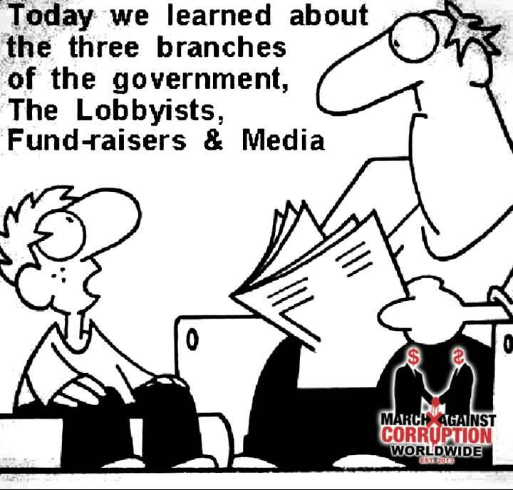 Corruption In Government Today
