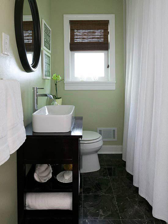 Small Bathroom Remodels on a Budget bathroom Pinterest