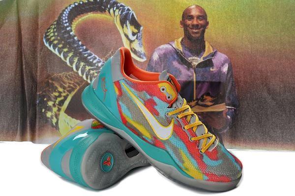 Nike Zoom Kobe VIII 8 Kobe Bryant