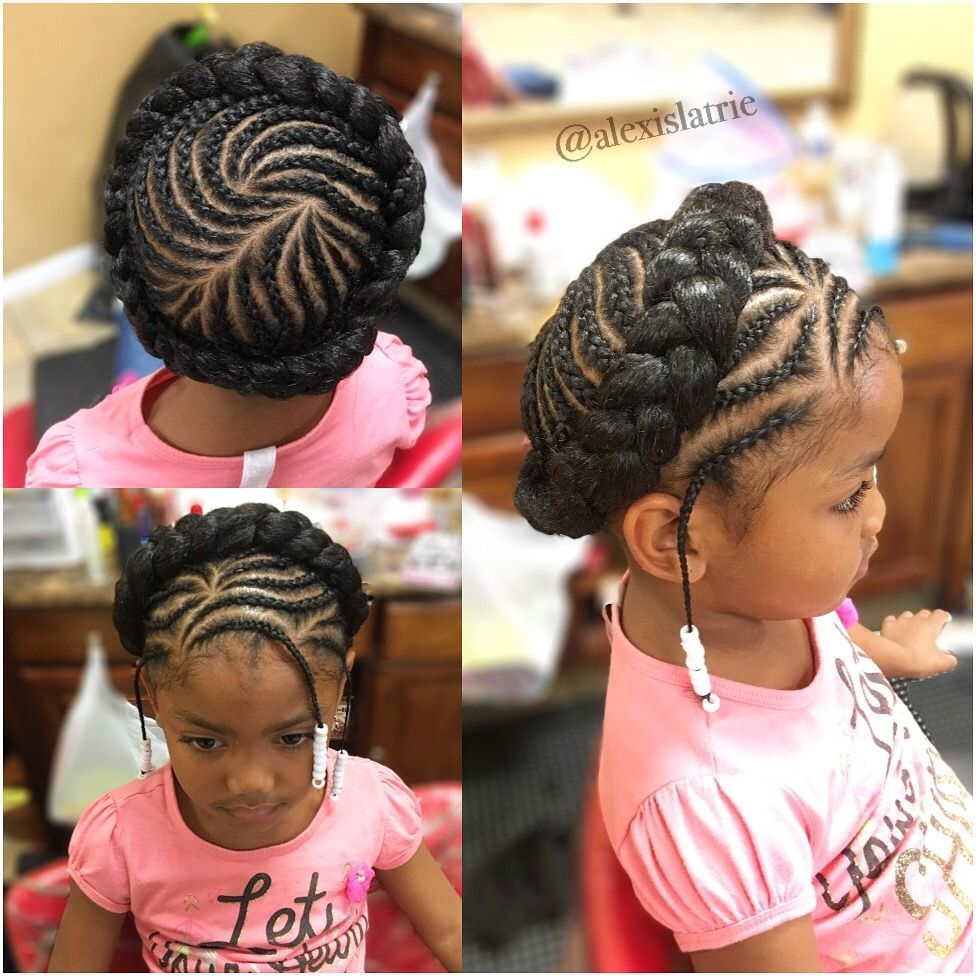 halo braid children styles | lil diva hair & styles (please