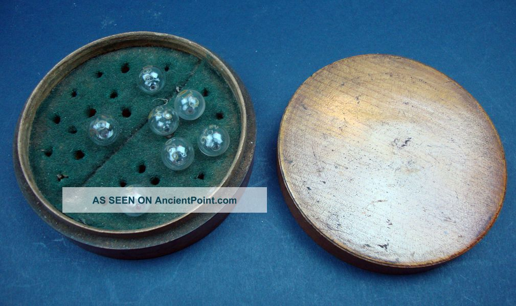 Philosophical Bubbles Or Specific Gravity Beads Circa 1790 - 1820 Other photo
