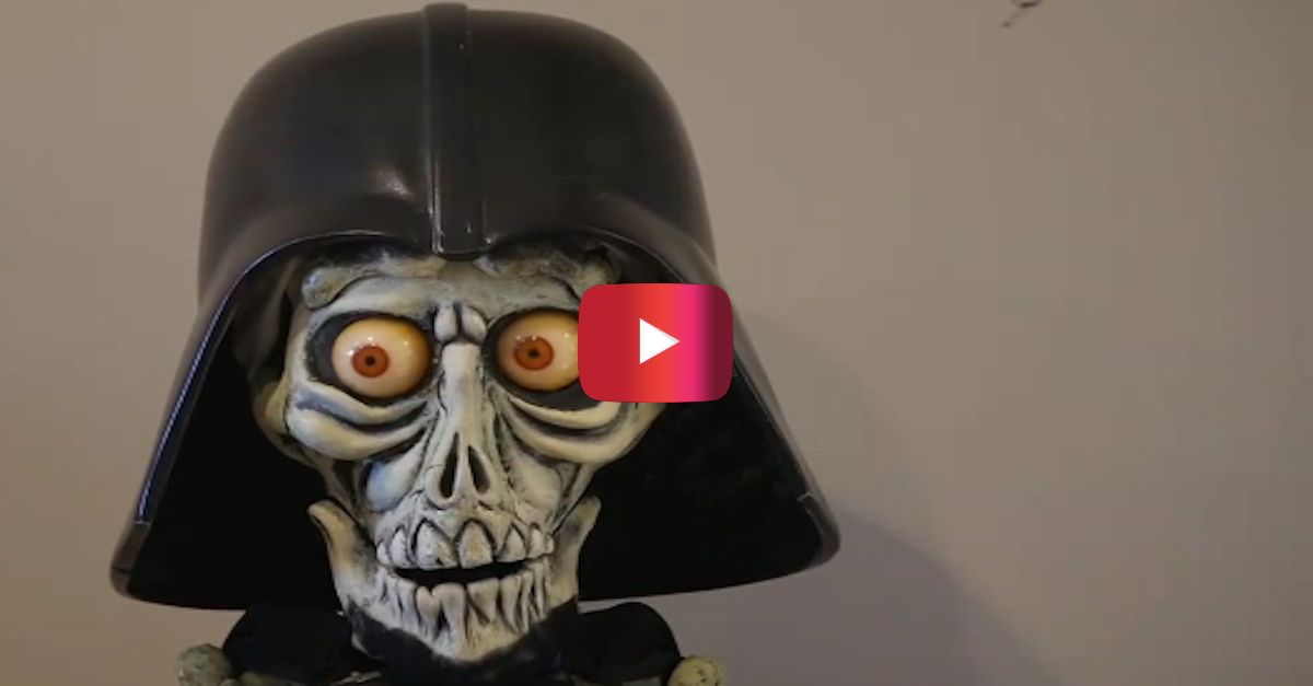 Jeff Dunham's Hilarious Take On Star Wars Is The Best