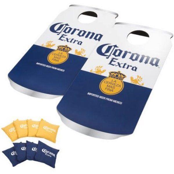 Pleasing Details About Corona Can Bean Bag Toss Cornhole Corn Hole Pabps2019 Chair Design Images Pabps2019Com