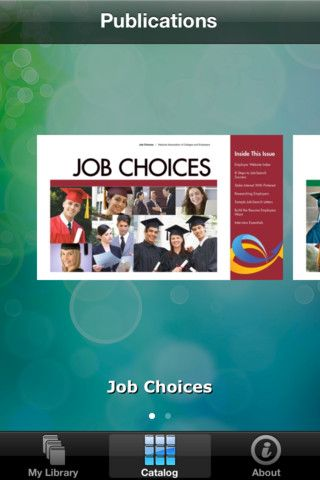 Job Choices App Resume, interview, and job-search tips Plus - app for resume