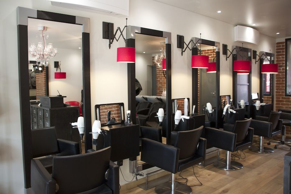Stunning Image Dun Salon De Coiffure Ideas - Awesome Interior Home ...