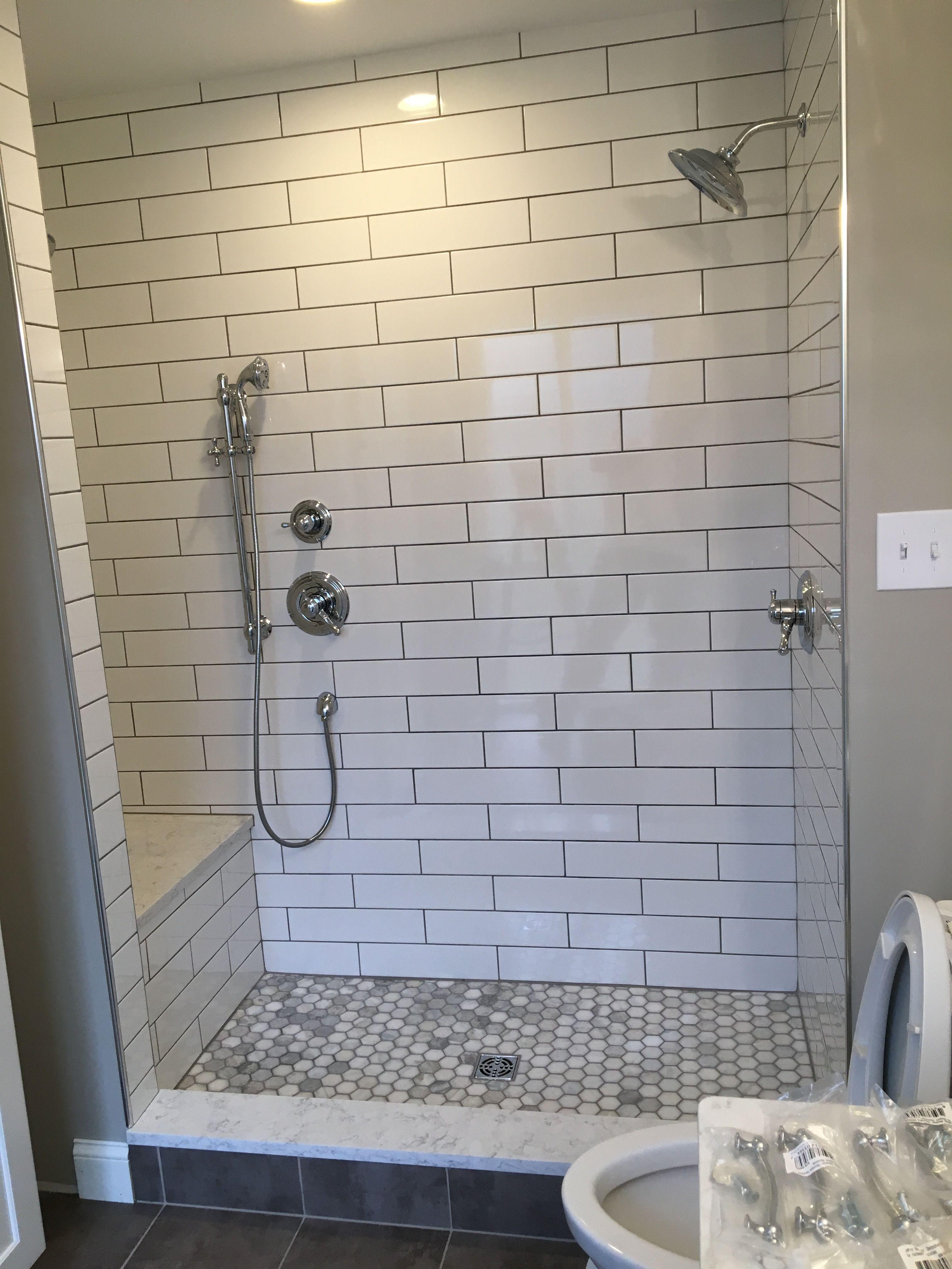 Soho Tile Delta Fixtures Shower Featuring Schluter Kerdi System Buchheit Herculaneum Tub To Shower Conversion Bathrooms Remodel Master Bath Remodel