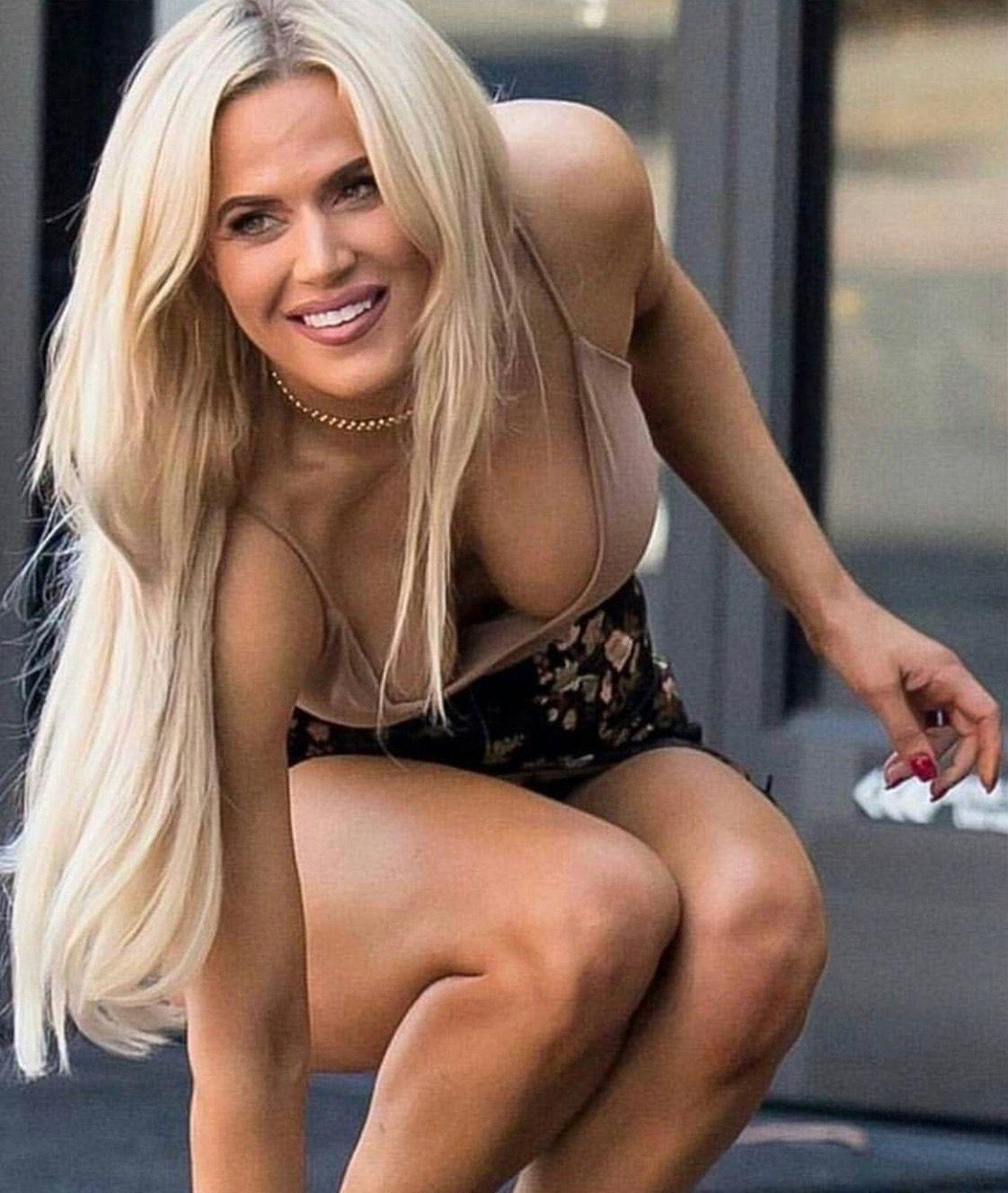 Pin by Edgar Davis on Hot Wrestling Blondes | Wwe divas