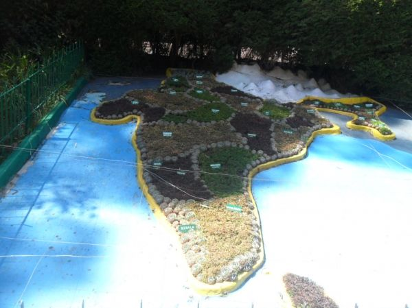 Ooty In India Map.India S Map At Botanical Garden Ooty India Pinterest Ooty And