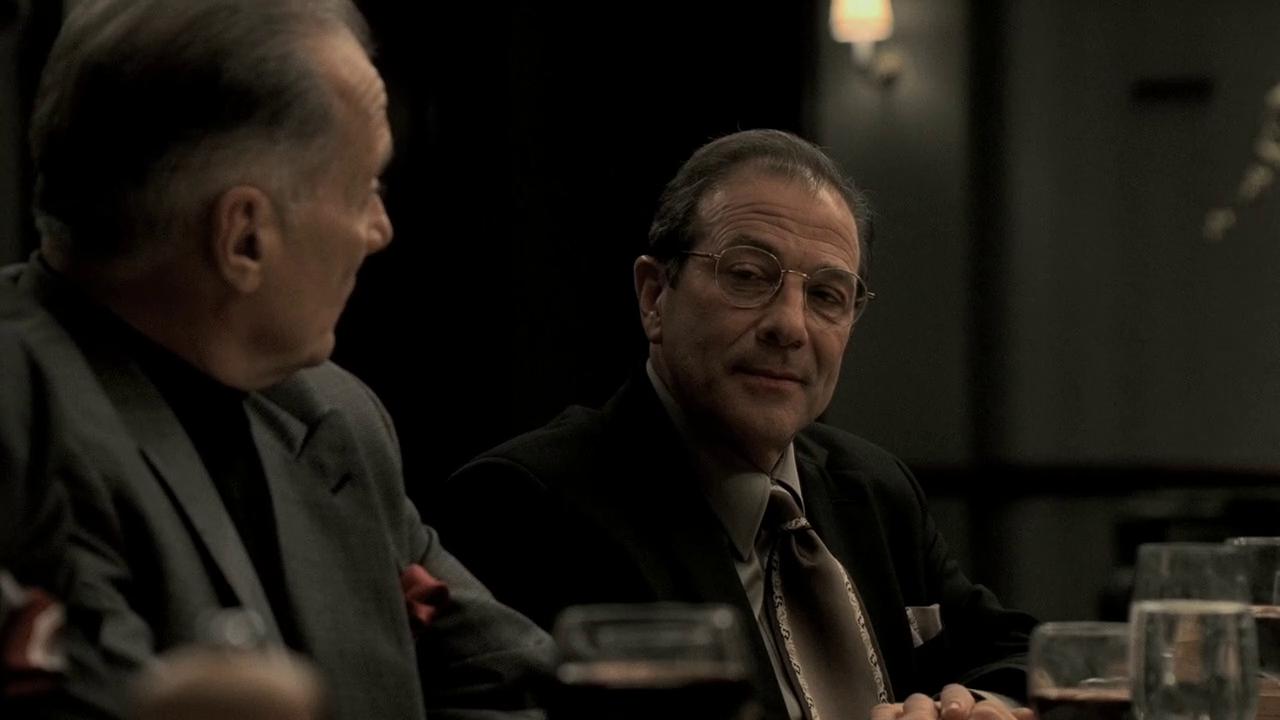 The Sopranos: Season 5, Episode 13 All Due Respect (6 Jun. 2004)  , Dan Grimaldi,