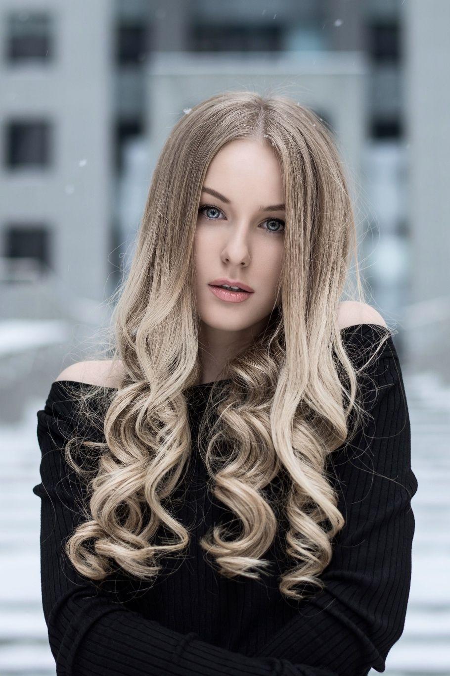 Cute blonde weaves beauty magazine pinterest blonde weave