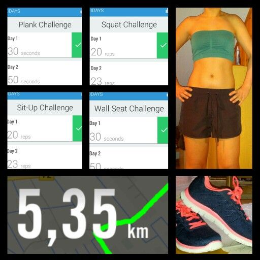 Day 1 of my #workitout100 - challenge! (btw: i can totally recommend the 30days-app!:) )