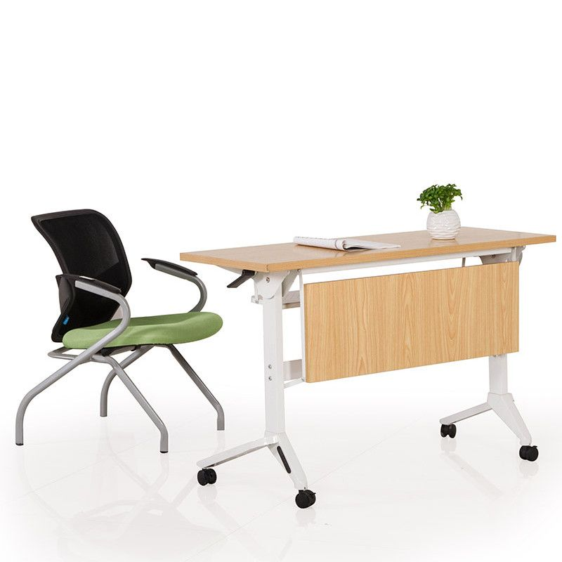 Used Office Furniture Foldable Office Training Table Modern Office - Foldable training table