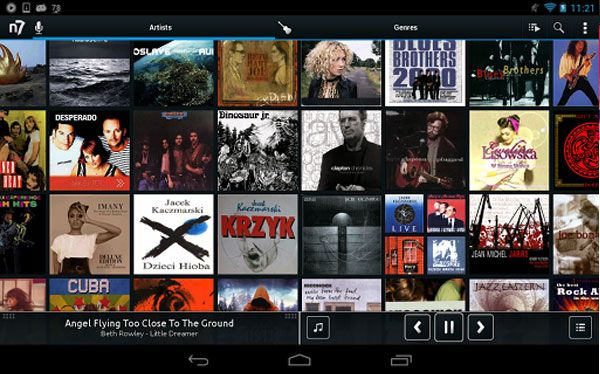 n7player Music Player - 5 Best Music Apps For Android