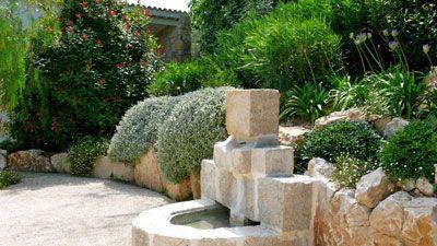 Un jardin méditerranéen en terrasse (Jardins de paysagistes) | Il ...