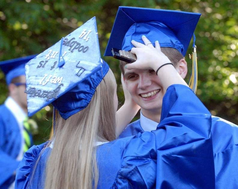Bacon grads told to find a balance wanting to preserve