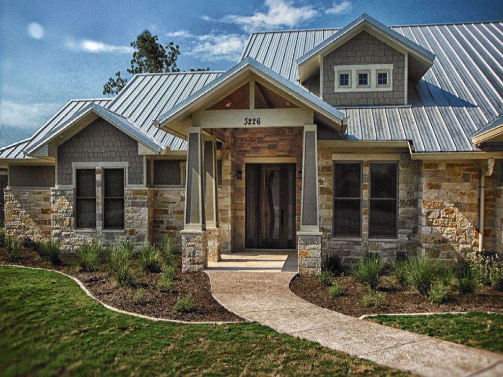 luxury ranch home designs