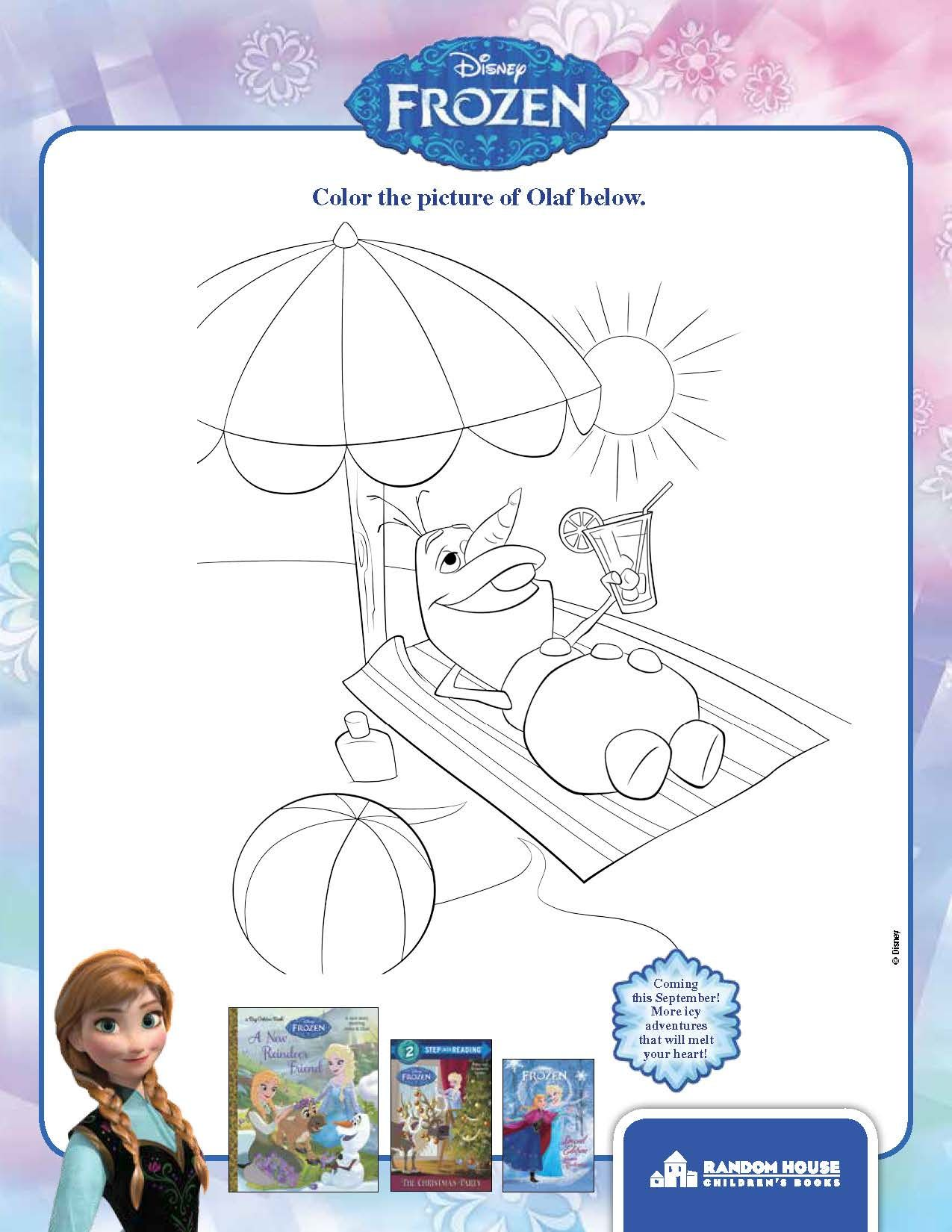 Summer Printables And Activities For Kids