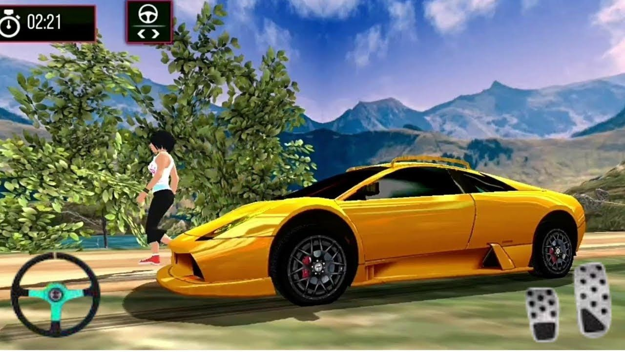 Mountain Car Drive 3d Racing Offroad Simulator Driving Android Gameplay 3d Racing Car Racing Driver