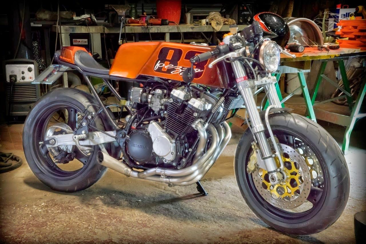 Yamaha XS 750 Triple Cafe Racer | 99garage | Cafe Racers Customs Passion Inspiration | Cafe