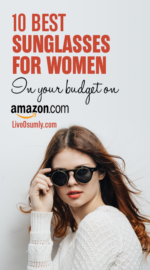 b4bb2056e0 ... within your budget. Shop for the best 10 premium sunglasses for women  available online at best prices on Amazon.com.  Sunglasses