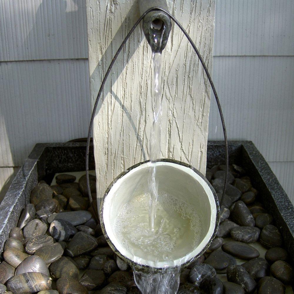 Perfekt Brunnen Bauen: Hier Finden Sie Kostenlose Bauanleitungen, Um Springbrunnen,  Gartenbrunnen, Wasserspiel Und