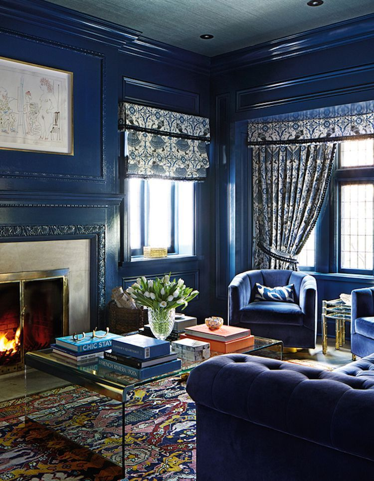 A Designers Guide to the Prettiest Blue Paint Colors for Every Style