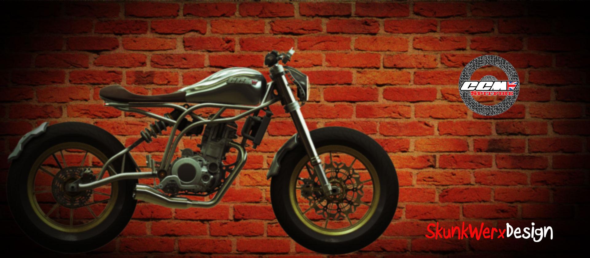 UK Motorcycle Manufacturers GP4S0 adventure Dakar Crossers