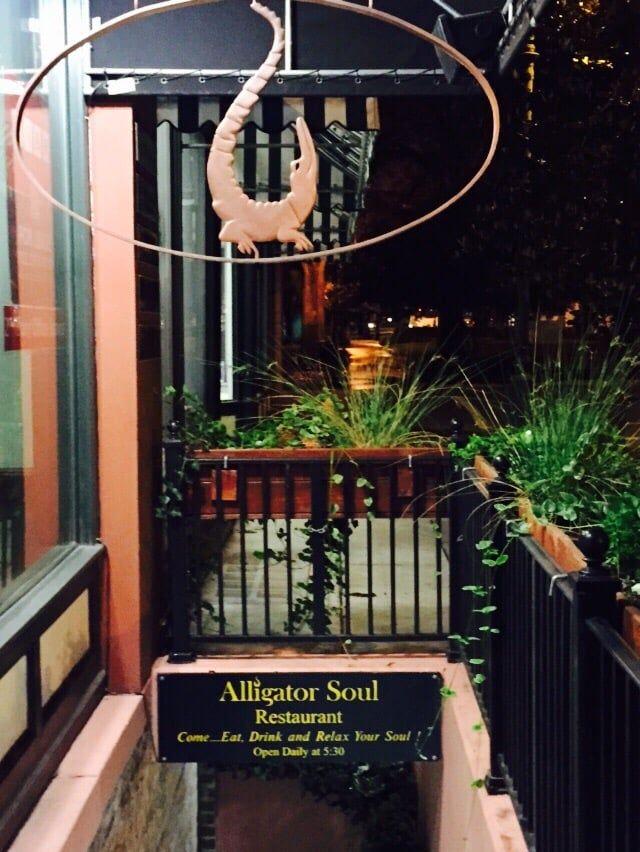 Alligator Soul Restaurant 114 Barnard St Lower Level Savannah Ga 31401