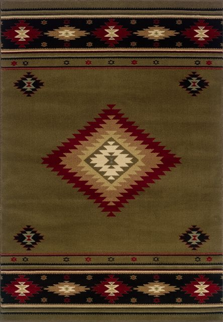 Lodge Podge Rugs Style Earth