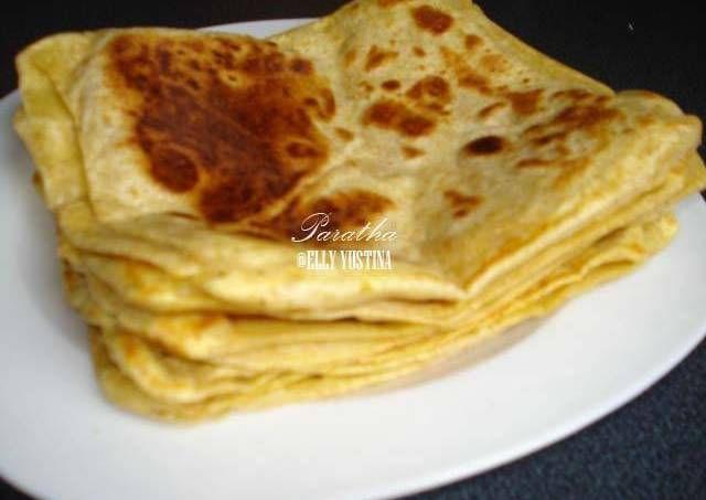 Resep Paratha Roti Canai Oleh Elly Yustina Resep Rotis Resep Makanan