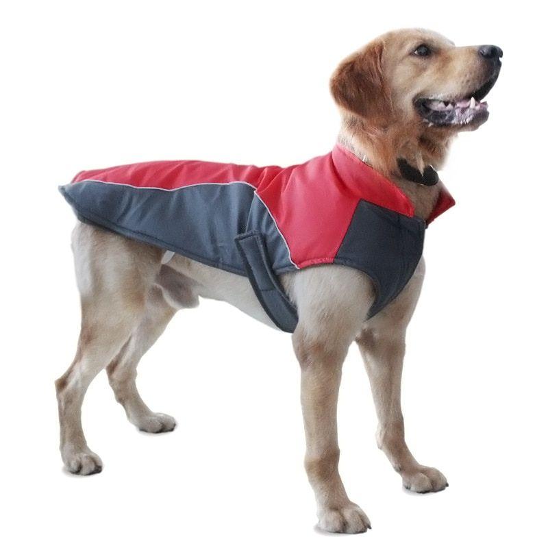 Aliexpress Com Buy Dog Winter Coat Waterproof Warm Puppy Jacket Vest Pet Clothes Apparel Dog Clothing For Small Mediu Dog Winter Coat Puppy Jacket Winter Dog