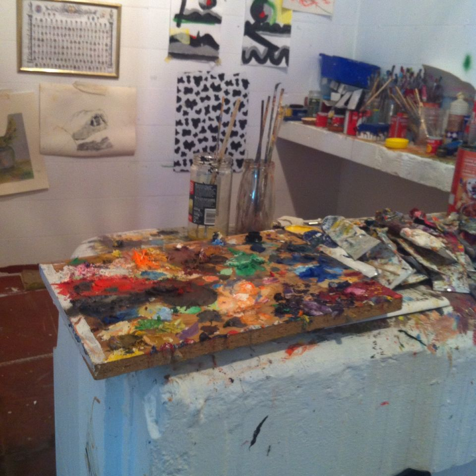 Testimonio de artista #Fotografía #GaleriaArte (ConilDeLaFrontera, Cádiz)