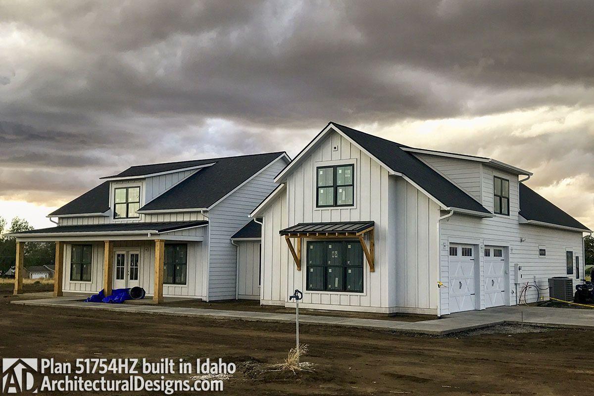 31+ House plan 51754hz type