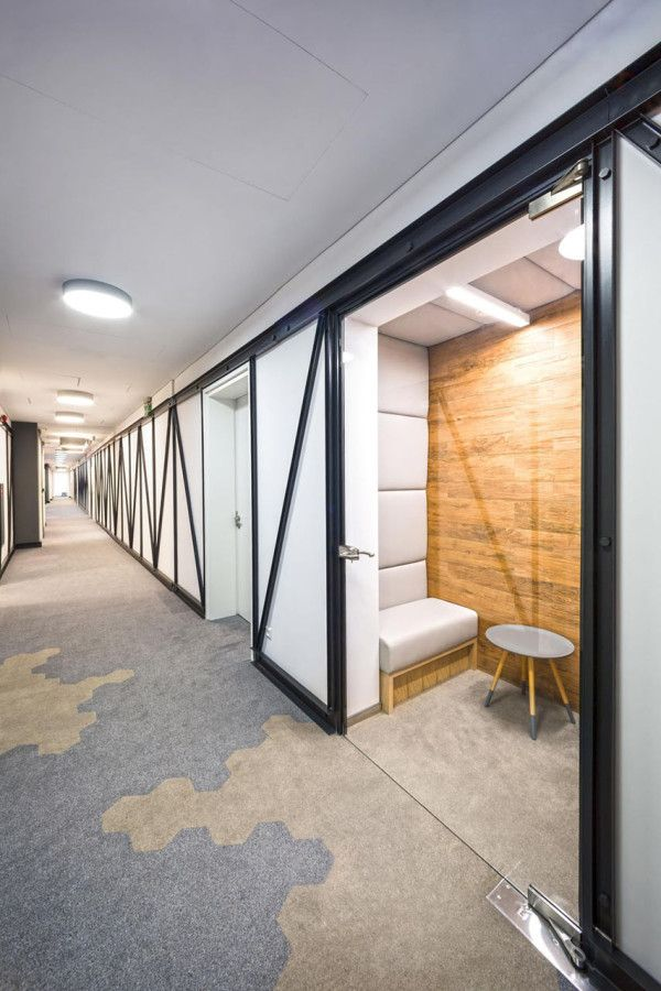 a norwegian agency gets new polish digs office designs opera and