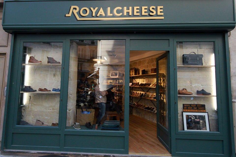 Royalcheese paris store places paris pinterest paris store - Showroom point p paris ...