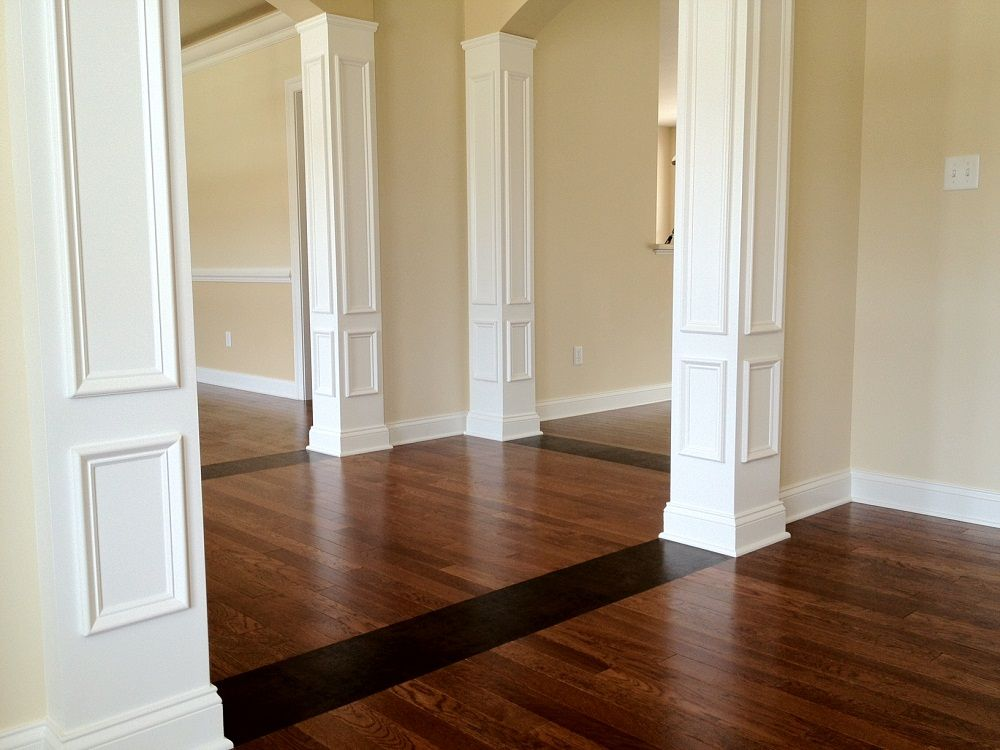 Recycled Leather Floor Tile And Laminated Interlocking Planks Have A