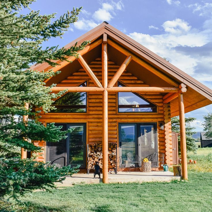 A Guide To How Much Build A Log Cabin Costs With Real Examples This Guide Breaks Down The Cost Per Squar How To Build A Log Cabin Cabin Life Log Cabin