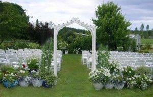 Rosedale Garden-Victoria BC Vancouver Island Wedding Venue ...