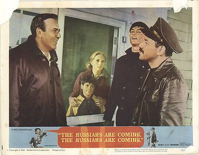 The Russians Are Coming The Russians Are Coming 1966 Original
