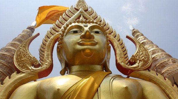Buda en Thailandia
