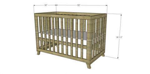 Diy Furniture Plans To Build A Land Of Nod Inspired Low