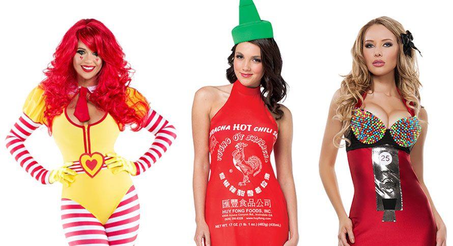 Sexy Halloween Food Costumes, 2017 Foodiggity The Greatest Food - food halloween costume ideas