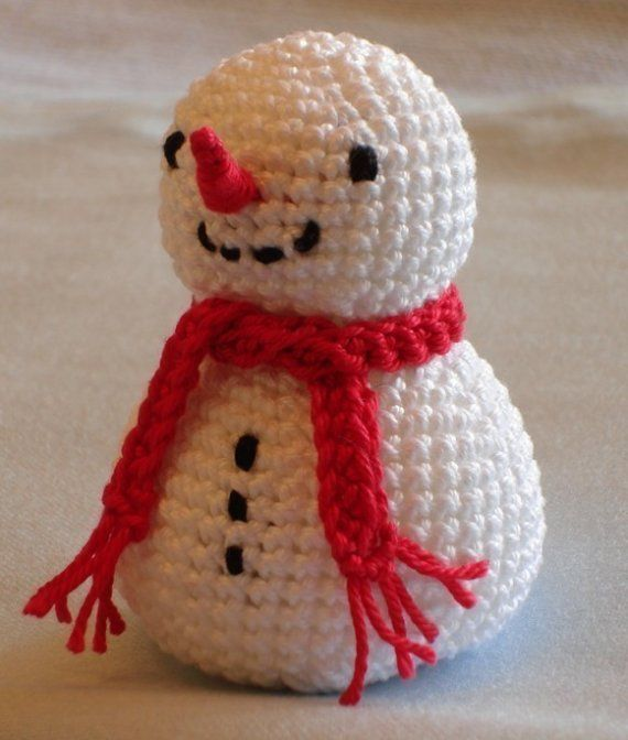 Image Result For Stuffed Snowman Free Crochet Patterns Crochet
