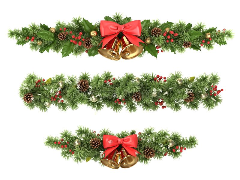 Christmas Tree Borders Christmas Borders From The Decorated Fir Tree Branches Spon Borders Tree Christmas B Christmas Border Tree Borders Christmas